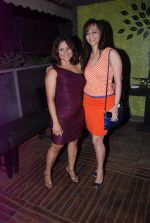 Sai Deodhar, Tina Kuwajerwala at Shrabani Deodhar_s birthday bash in Fat Cat Cafe on 6th June 2012 (44).JPG