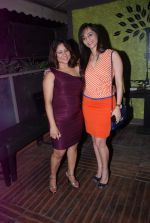 Sai Deodhar, Tina Kuwajerwala at Shrabani Deodhar_s birthday bash in Fat Cat Cafe on 6th June 2012 (45).JPG