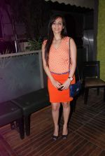Tina Kuwajerwala at Shrabani Deodhar_s birthday bash in Fat Cat Cafe on 6th June 2012 (47).JPG