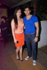 Tina Kuwajerwala, Hussain Kuwajerwala at Shrabani Deodhar_s birthday bash in Fat Cat Cafe on 6th June 2012 (38).JPG