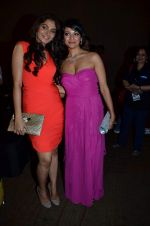Andrea Jeremiah,Pooja Kumar at Kamal Hassan_s Hindi film Vishwaroop at IIFA Singapore on 7th June 2012 (57).JPG