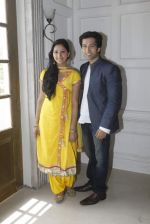 Nakul Mehta at the Launch of new show Pyaar Ka Dard Hai Meetha Meetha Pyaara Pyaara in Star plus on 8th June 2012 (45).jpg