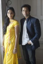 Nakul Mehta at the Launch of new show Pyaar Ka Dard Hai Meetha Meetha Pyaara Pyaara in Star plus on 8th June 2012 (48).jpg