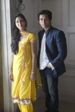 Nakul Mehta at the Launch of new show Pyaar Ka Dard Hai Meetha Meetha Pyaara Pyaara in Star plus on 8th June 2012 (49).jpg