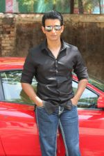 Sharman Joshi promotes Ferrari Ki Sawari in Mumbai on 8th June 2012 (9).JPG