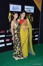 Andrea Jeremiah, Pooja Kumar at IIFA Awards 2012 Red Carpet in Singapore on 9th June 2012  (155).JPG