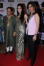Anup Jalota, Lucky Morani, Bina Aziz at Strings India Tour 2012 live concert in ITC Grand Maratha on 9th June 2012 (34).JPG