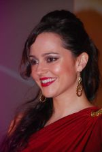Hazel at the First look launch of Jeena Hai Toh Thok Daal on 11th June 2012 (71).JPG