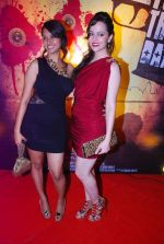 Pooja Welling, Hazel at the First look launch of Jeena Hai Toh Thok Daal on 11th June 2012 (49).JPG
