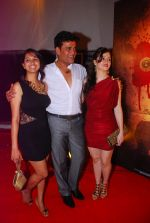 Pooja Welling, Hazel, Ravi Kishan at the First look launch of Jeena Hai Toh Thok Daal on 11th June 2012 (57).JPG
