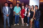 Pooja Welling, Sharat Saxena, Murli Sharma, Hazel, Ravi Kishan, Yashpal Sharma, Rahul Kumar, Manish Vatsalya at the First look launch of Jeena Hai Toh Thok Daal on 11th June 2012 (19).JPG