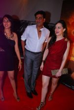 Pooja Welling, Hazel, Ravi Kishan at the First look launch of Jeena Hai Toh Thok Daal on 11th June 2012 (54).JPG