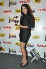 Amla Paul at the Press Conference of 59th dea Filmfare Awards 2011 at Hilton, Chennai on 12th June 2012 (13).JPG