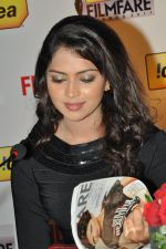 Amla Paul at the Press Conference of 59th dea Filmfare Awards 2011 at Hilton, Chennai on 12th June 2012 (4).JPG