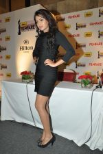 Amla Paul at the Press Conference of 59th dea Filmfare Awards 2011 at Hilton, Chennai on 12th June 2012 (6).JPG
