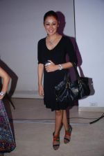 Anjali Pandey at the launch of Zumba Fitness Programme in India, Blue Sea, Worli, Mumbai on 12th June 2012 (304).JPG