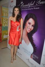 Diana Hayden launches her own book on women_s grooming in Crossword, Juhu, Mumbai on 13th June 2012 (11).JPG