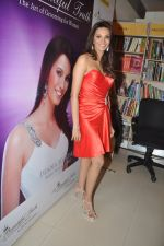 Diana Hayden launches her own book on women_s grooming in Crossword, Juhu, Mumbai on 13th June 2012 (12).JPG
