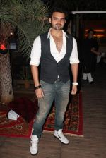 Mahaakshay Chakraborty at the launch announcement of 5F Films KARBALA directed by Kailm Sheikh in Mumbai on 13th June 2012 (2).jpg