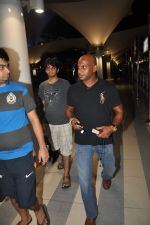 sanath jayasuriya snapped in Mumbai on 15th June 2012 (15).JPG