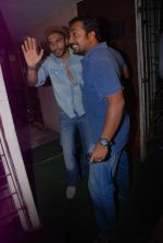 Ranveer Singh, Anurag Kashyap at gangs of wasseypur special screening in Mumbai on 16th June 2012 (85).JPG