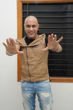 Baba Sehgal on location of the video shoot for his upcoming single release Mumbai City (14).JPG