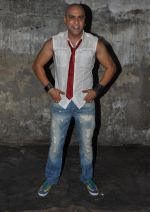 Baba Sehgal on location of the video shoot for his upcoming single release Mumbai City (10).JPG