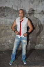 Baba Sehgal on location of the video shoot for his upcoming single release Mumbai City (5).JPG