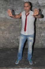 Baba Sehgal on location of the video shoot for his upcoming single release Mumbai City (8).JPG