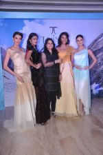 Aanchal Kumar, Alecia Raut, Deepti Gujral at Tanishq launches Ganga collection in Andheri, Mumbai on 19th June 2012 (61).JPG