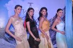 Aanchal Kumar, Alecia Raut, Deepti Gujral at Tanishq launches Ganga collection in Andheri, Mumbai on 19th June 2012 (70).JPG
