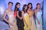Aanchal Kumar, Alecia Raut, Deepti Gujral at Tanishq launches Ganga collection in Andheri, Mumbai on 19th June 2012 (75).JPG
