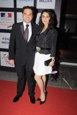 Preity Zinta, Prem R Soni at the launch of Ishq in Paris film in Trident, Mumbai on 19th June 2012 (56).JPG