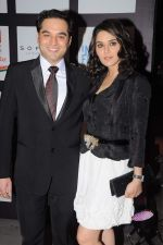 Preity Zinta, Prem R Soni at the launch of Ishq in Paris film in Trident, Mumbai on 19th June 2012 (57).JPG