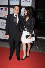 Preity Zinta, Prem R Soni at the launch of Ishq in Paris film in Trident, Mumbai on 19th June 2012 (58).JPG