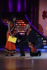 Sanath Jayasuriya on the sets of Jhalak Dikhhlaa Jaa 5 in Filmistan on 20th June 2012 (23).JPG