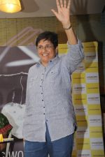 Kiran Bedi at the book launch of Tejas- Love is Worship on 22nd June 2012 (2).JPG