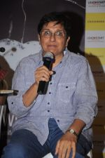 Kiran Bedi at the book launch of Tejas- Love is Worship on 22nd June 2012 (1).JPG