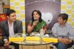 Nishi alongwith Kiran Bedi and Swarup at the book launch of Tejas- Love is Worship on 22nd June 2012.JPG