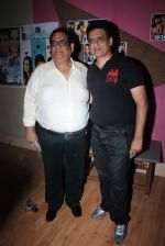 Satish Kaushik, Daboo Malik at the Audio Launch of film 3 bachelors in T Series, Mumbai on 22nd June 2012 (30).JPG