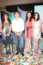 pooja Bedi, Aryan Vaid, Dipannita Sharma, Vaishali Desai at Pantaloon Fresh Face Hunt in Ghatkopar, Mumbai on 23rd June 2012 (67).JPG