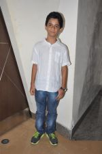 Ritvik Sahore at Ferrari Ki Sawaari Kids Spl Screening in Mumbai on 24th June 2012 (58).JPG