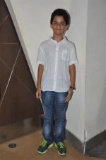 Ritvik Sahore at Ferrari Ki Sawaari Kids Spl Screening in Mumbai on 24th June 2012 (60).JPG
