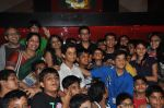 Sharman Joshi,Ritvik Sahore at Ferrari Ki Sawaari Kids Spl Screening in Mumbai on 24th June 2012 (17).JPG