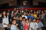 Sharman Joshi,Ritvik Sahore at Ferrari Ki Sawaari Kids Spl Screening in Mumbai on 24th June 2012 (19).JPG
