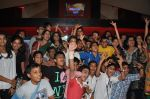 Sharman Joshi,Ritvik Sahore at Ferrari Ki Sawaari Kids Spl Screening in Mumbai on 24th June 2012 (22).JPG