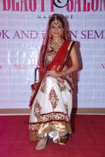 Manasi Parekh Gohil As Showstopper At Beauty Event in Mumbai on 25th June 2012 (17).JPG