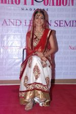 Manasi Parekh Gohil As Showstopper At Beauty Event in Mumbai on 25th June 2012 (22).JPG