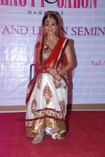 Manasi Parekh Gohil As Showstopper At Beauty Event in Mumbai on 25th June 2012 (23).JPG