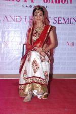 Manasi Parekh Gohil As Showstopper At Beauty Event in Mumbai on 25th June 2012 (24).JPG